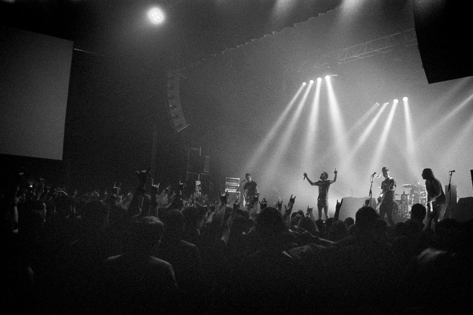 argentique Mat Bastard concert